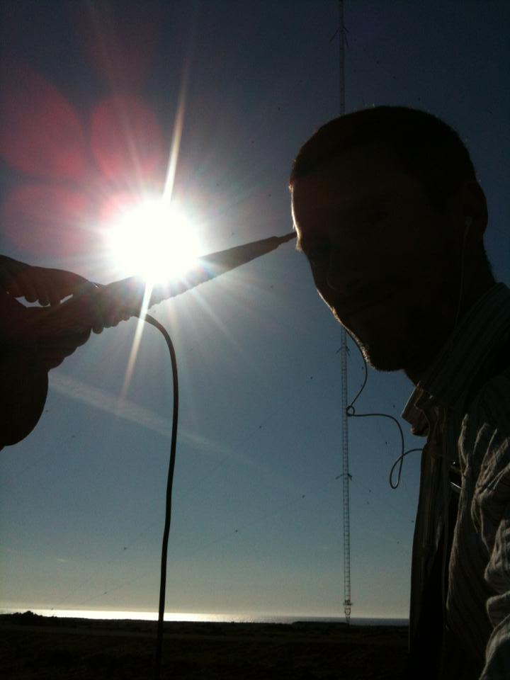 Radio mast 2
