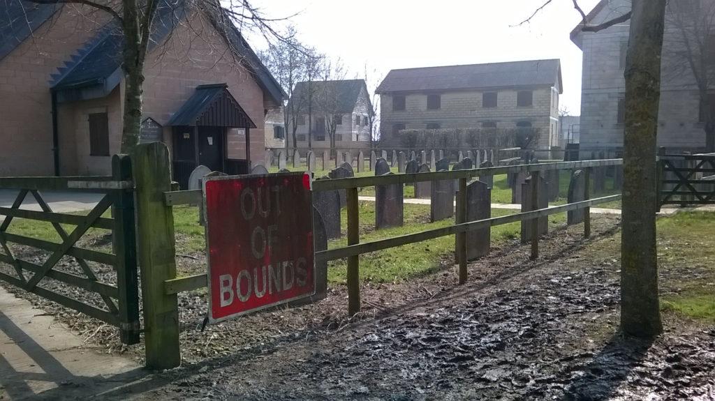 Audiobeast - FIBUA - Graveyard